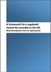 A framework for a regulated market for cannabis in the UK: Recommendations from an expert panel