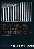 Drug misuse: Psychosocial interventions
