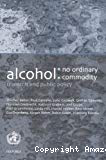Alcohol: no ordinary commodity - Research and public policy