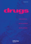 Drugs: Education, Prevention and Policy, Vol.18, n°4 - August 2011 - Twenty five years of addiction studies at Trinity College Dublin