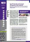 Tendances, n°138 - Juin 2020 - Les Francais et les jeux d'argent et de hasard. Résultats du Baromètre de Santé publique France 2019