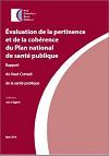 Évaluation de la pertinence et de la cohérence du Plan national de santé publique