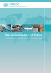 The globalization of crime. A transnational organized crime threat assessment