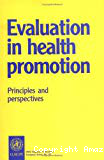 Evaluation in health promotion. Principles and perspectives