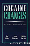 Cocaine changes: the experience of using and quitting