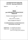 Les dysfonctionnements et les détournements de la buprénorphine à haut dosage