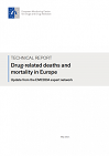 Drug-related deaths and mortality in Europe: update from the EMCDDA expert network. May 2021