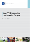 Low-THC cannabis products in Europe