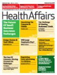 Recession contributes to slowest annual rate of increase in health spending in five decades
