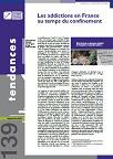 Tendances, n°139 - Septembre 2020 - Les addictions en France au temps du confinement. État des lieux et premiers résultats de l'enquête Cannabis online