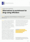 Alternatives to punishment for drug-using offenders