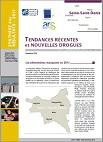 Tendances récentes et nouvelles drogues - Seine-Saint-Denis. Synthèse des résultats 2017