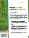 Usage de cannabis et de cannabinoïdes à des fins médicales - version actualisée