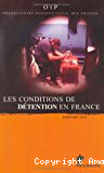 Les conditions de détention en France, rapport 2003