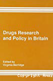 Drugs research and policy in Britain. A review of the 1980s