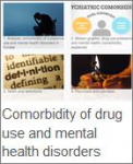 Comorbidity of substance use and mental health disorders in Europe