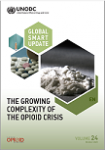 Global SMART update - Vol. 24. The growing complexity of the opioid crisis