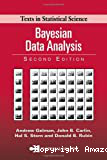 Bayesian data analysis. Second edition