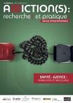 Addiction(s) : recherches et pratiques, n°5 - Décembre 2020 - Santé-Justice : Ambiguités et Bricolage
