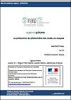 La prévention du phénomène des mules en Guyane. Rapport final sur l'évaluation
