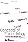 Concepts of epidemiology: an integrated introduction to the ideas, theories, principles and methods of epidemiology