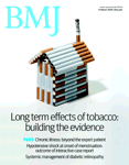 Effect of tobacco smoking on survival of men and women by social position: a 28 year cohort study