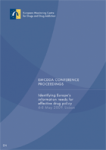 EMCDDA Conference proceedings: Identifying Europe's information needs for effective drug policy