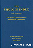The Shulgin index. Volume 1: Psychedelic phenethylamines and related compounds