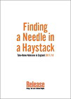 Finding a needle in a haystack. Take-home naloxone in England 2017/18