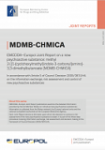 EMCDDA-Europol Joint Report on a new psychoactive substance: methyl 2-[[1-(cyclohexylmethyl)indole-3-carbonyl]amino]-3,3-dimethylbutanoate (MDMB-CHMICA)