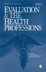 Evaluation and the Health Professions