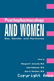 Psychopharmacology and women: sex, gender and hormones