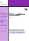 Drug misuse: Findings from the 2013/14 Crime Survey for England and Wales