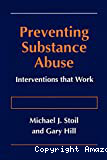 Preventing substance abuse. Interventions that work