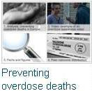 Preventing overdose deaths in Europe
