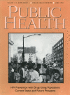 Public Health Reports, Vol.113, Suppl.1 - June 1998 - HIV prevention with drug-using populations current status and future prospects
