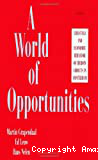 A world of opportunities : life-style and economic behavior of heroin addicts in Amsterdam