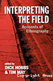 Interpreting the field: accounts of ethnography