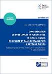 Consommation de substances psychoactives chez les jeunes en France et dans certains pays à revenus élevés. État des lieux des modes et niveaux de consommation, et facteurs associés