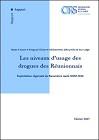 Les niveaux d'usage des drogues des Réunionnais. Exploitation régionale du Baromètre santé DOM 2014