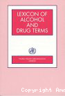 Lexicon of alcohol and drug terms