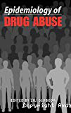 Epidemiology of drug abuse