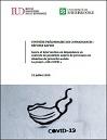 Genre et intervention en dépendance en contexte de pandémie auprès de personnes en situation de précarité sociale. Le projet « GID-COVID ». Synthèse préliminaire des connaissances : réponse rapide