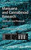 Marijuana and cannabinoid research: Methods and protocols