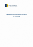 EMCDDA trend report for the evaluation of the 2005-12 EU drugs strategy