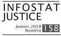 Infostat Justice, n°158 - Janvier 2018 - Le traitement judiciaire des infractions liées aux stupéfiants commises par des mineurs