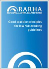 Good practice principles for low risk drinking guidelines