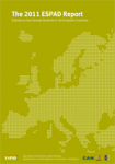 The 2011 ESPAD report. Substance use among students in 36 European countries