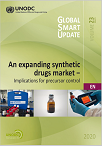Global SMART update - Vol. 23. An expanding synthetic drugs market - Implications for precursor control