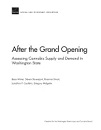After the Grand Opening. Assessing cannabis supply and demand in Washington State